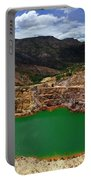 Mount Lyall Mine In Queenstown Portable Battery Charger