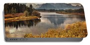 Mount Moran Portable Battery Charger