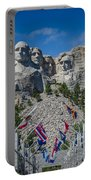 Mount Rushmore National Memorial Portable Battery Charger