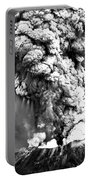 Mount St Helens Eruption Portable Battery Charger