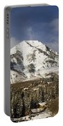 Mount Timpanogos Panorama Portable Battery Charger