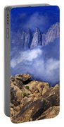 Mount Whitney Alabama Hills California Portable Battery Charger