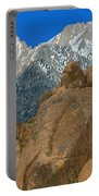 Mount Whitney, Lone Pine, California Portable Battery Charger