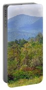 Mountain And Valley Near Brevard Portable Battery Charger