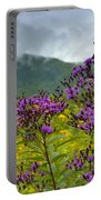 Mountain Butterfly  Portable Battery Charger
