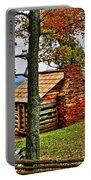 Mountain Cabin 1 Portable Battery Charger