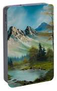 Mountain Retreat Portable Battery Charger