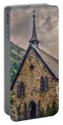 Mountain Chapel Portable Battery Charger