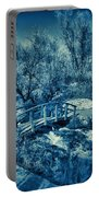 Mountain Creek Path-sundance Utah V2 Portable Battery Charger