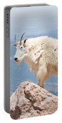 Mountain Goat Up High Portable Battery Charger