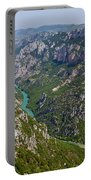 Mountain Gorge Portable Battery Charger