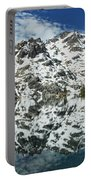 Mountain In The Mirror Portable Battery Charger