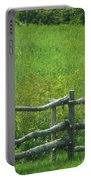 Mountain Meadow New York Hwy 30 Portable Battery Charger