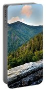 Mountain Overlook Portable Battery Charger
