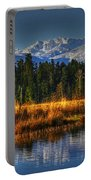 Mountain Vista Portable Battery Charger by Randy Hall