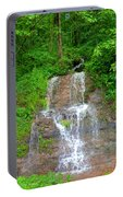 Mountain Waterfall II Portable Battery Charger