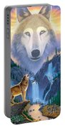 Mountain Wolf Portable Battery Charger