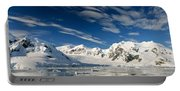 Mountains And Glaciers, Paradise Bay Portable Battery Charger