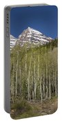 Mountains Co Maroon Bells 23 Portable Battery Charger