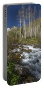 Mountains Co Maroon Creek 4 Portable Battery Charger