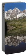 Mountains Maroon Bells 11 Portable Battery Charger