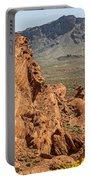 Mountains Of Fire Portable Battery Charger