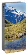 Mountains Of New Zealand Portable Battery Charger