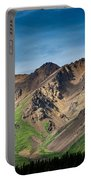 Mountainside Foliage Portable Battery Charger