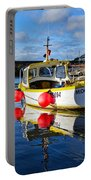 Mousehole Harbour Portable Battery Charger