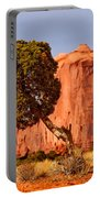 Move Out Of The Way Tree Portable Battery Charger
