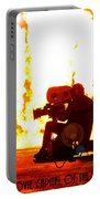 Movie Capital Poster Work 3 Portable Battery Charger