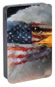 Mr. American Eagle Portable Battery Charger