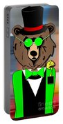 Mr Bear Portable Battery Charger