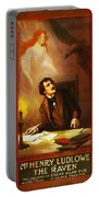 Mr Henry Ludlowe In The Raven Portable Battery Charger