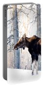 Mr. Moose Portable Battery Charger