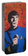 Mr Spock Portable Battery Charger