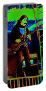 Mrdog #87 In Cosmicolors 1 Portable Battery Charger