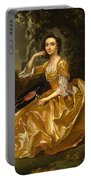 Mrs. Mary Chauncey Portable Battery Charger