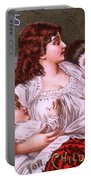 Mrs Winslow's Soothing Syrup Portable Battery Charger