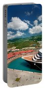 Ms Noordam St Thomas Virgin Islands Portable Battery Charger