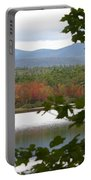 Mt Chocorua Through The Trees Portable Battery Charger