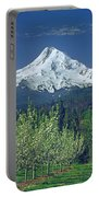 1m5125-mt. Hood In Spring Portable Battery Charger