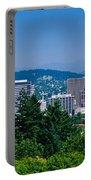 Mt Hood Portland Oregon Usa Portable Battery Charger