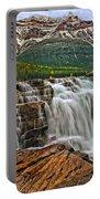 Mt. Kerkeslin  Athabasca Falls Portable Battery Charger