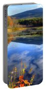 Mt. Monadnock Reflection Portable Battery Charger