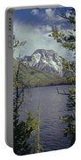 1m9226-mt. Moran And Jenny Lake, Wy Portable Battery Charger
