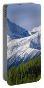 1m3627-mt. Outram And Mt. Forbes Portable Battery Charger