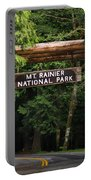 Mt Rainier Gateway Portable Battery Charger