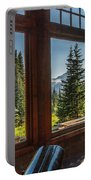Mt. Rainier Visitor's Center Portable Battery Charger