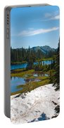 Mt. Rainier Wilderness Portable Battery Charger